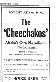 The Chechahcos (1923) with English Subtitles on DVD on DVD