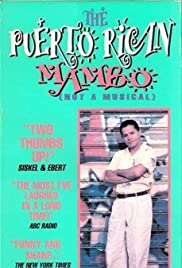 Puerto Rican Mambo (Not a Musical) Poster