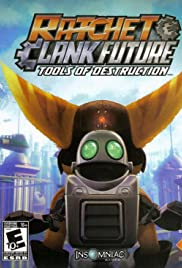 Ratchet & Clank Future: Tools of Destruction Poster
