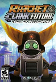 Primary photo for Ratchet & Clank Future: Tools of Destruction