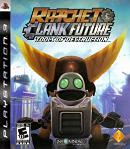 Good websites to watch free full movies Ratchet \u0026 Clank Future: Tools of Destruction USA [480x800]