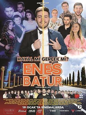 Where to stream Enes Batur Hayal mi Gerçek mi?