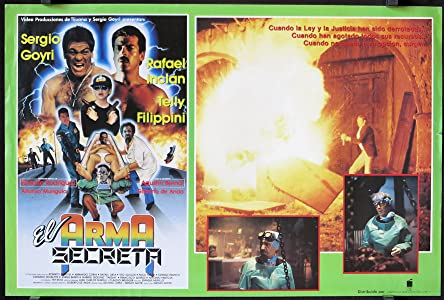 HD 1080p movie downloads El arma secreta by [1920x1200]