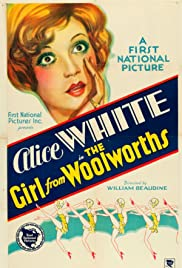 The Girl from Woolworth's Poster