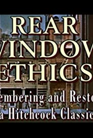 'Rear Window' Ethics: Remembering and Restoring a Hitchcock Classic Poster