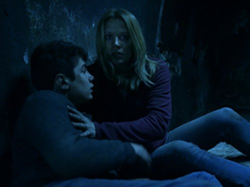 Cara Theobold and Patrick McAuley in Absentia (2017)
