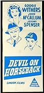 Devil on Horseback (1954) Poster