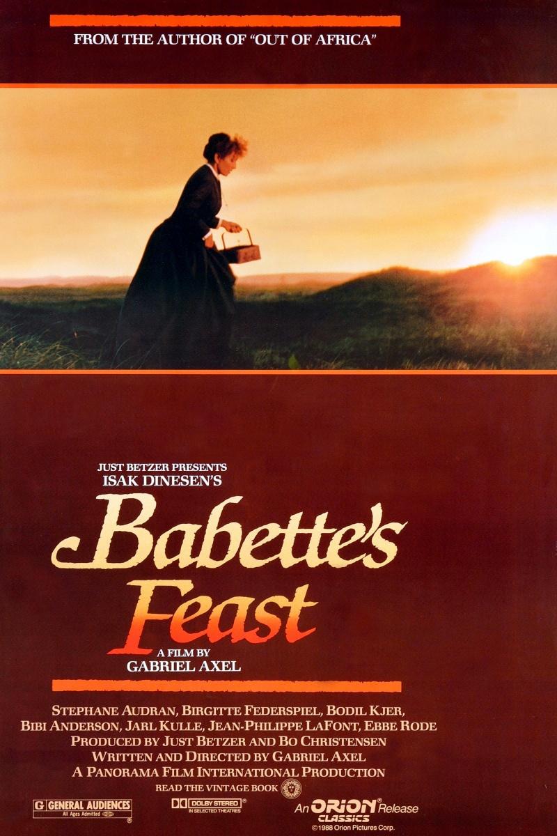 Babettes gæstebud (1987)