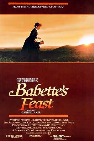 Babette's Feast (Le festin de Babette) (1987) Streaming Complet Gratuit en VF