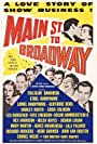Main Street to Broadway (1953)