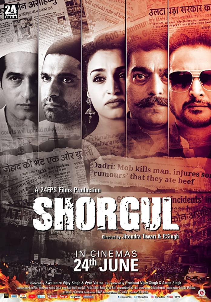 Shorgul 2016 Hindi 720p HDRip x264 999MB