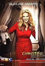 Christine. Perfekt war gestern! Poster