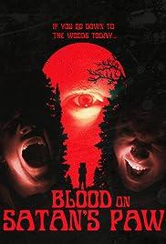 Blood on Satan's Paw Poster