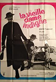 La vieille dame indigne (1965) Poster - Movie Forum, Cast, Reviews
