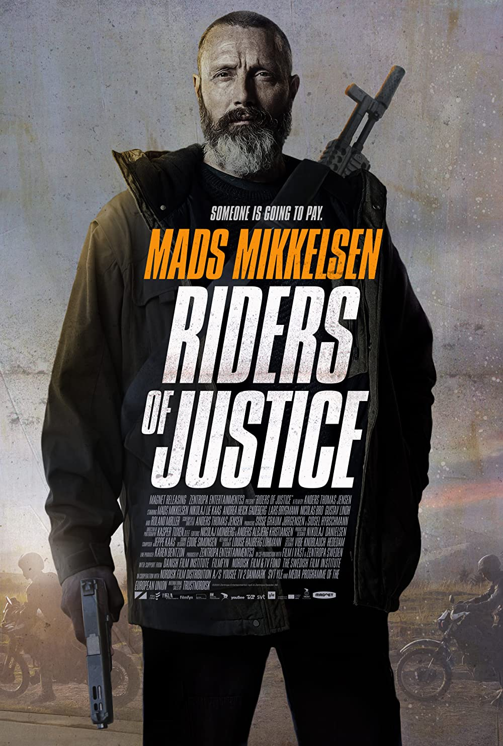 Teisingumo raiteliai (2020) / Riders of Justice