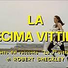 Ursula Andress in La decima vittima (1965)