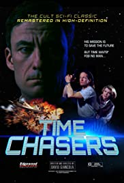 Time Chasers Poster