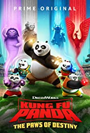 Kung Fu Panda The Paws Of Destiny Tv Series 2018 Imdb