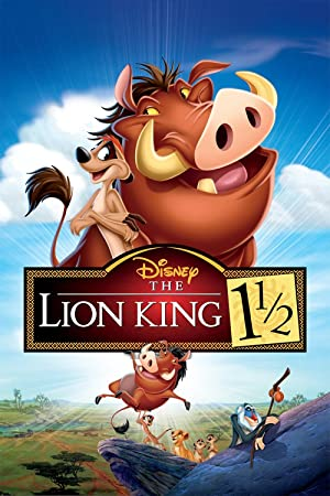 Movie The Lion King 1 1/2 (2004)