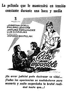 Movie website free download Cita imposible [WEBRip]