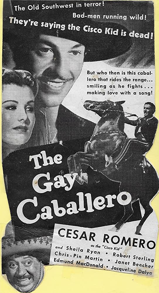 The Gay Caballero (1940)