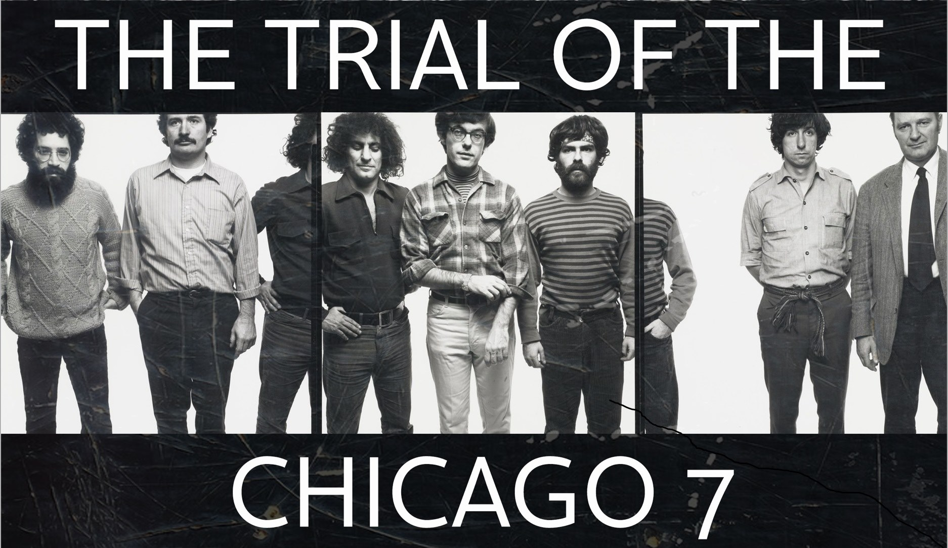 Image result for the trial of the chicago 7