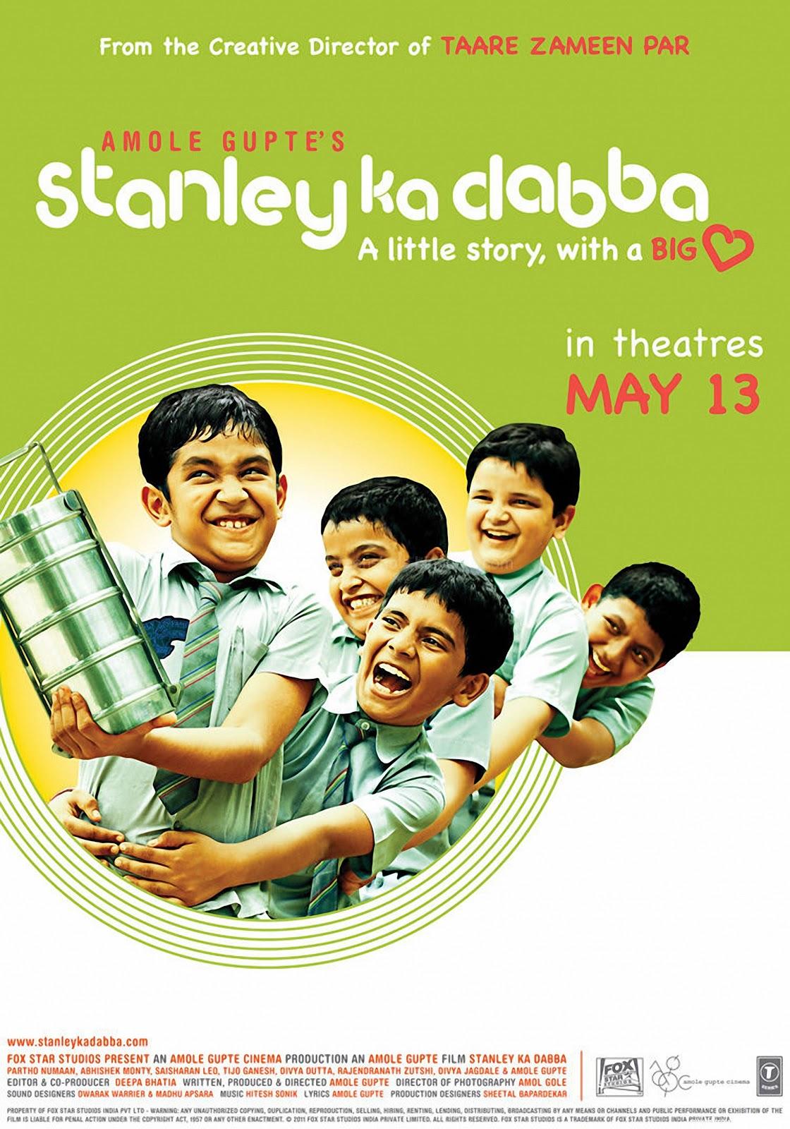 Stanley Ka Dabba hd 720p free download