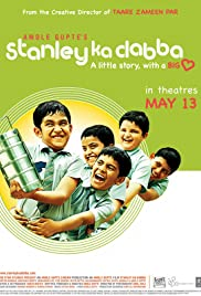 Stanley Ka Dabba(2011) Poster - Movie Forum, Cast, Reviews