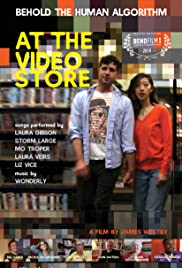 At the Video Store Poster