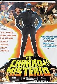 Primary photo for El charro del misterio