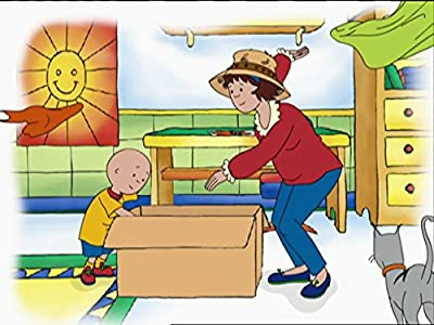 PC movies 1080p download Caillou Outdoors! [1280x720]