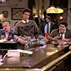 Ted Danson and George Wendt in Cheers (1982)