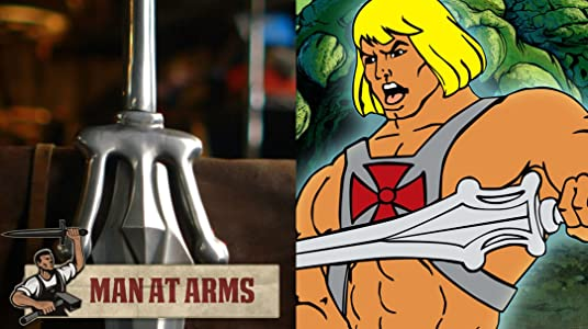 download Forging He-Man's Sword: Masters of the Universe