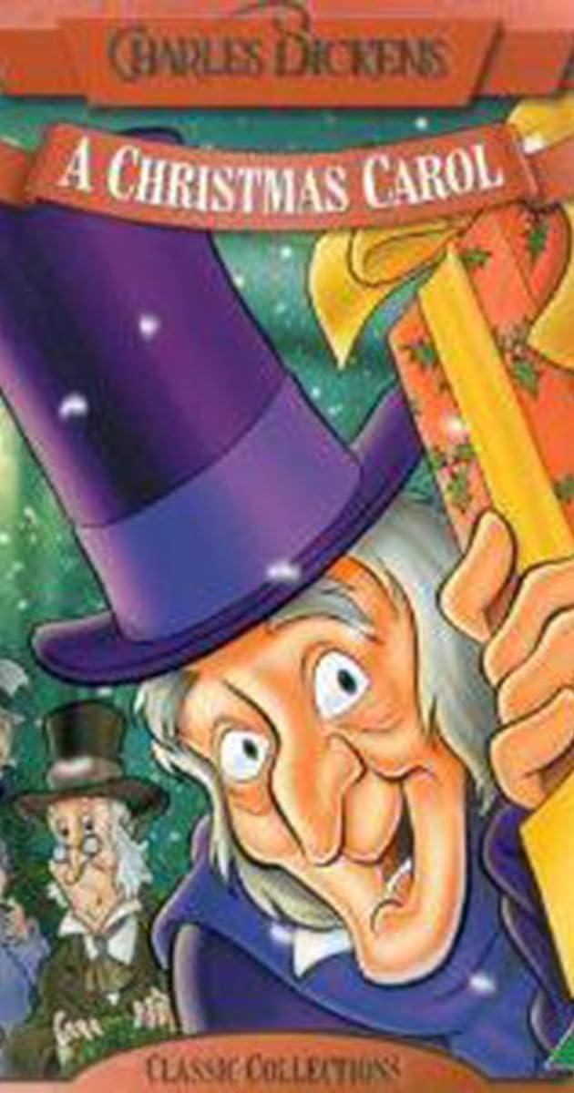 a christmas carol tv movie 1982 imdb - A Christmas Carol Animated