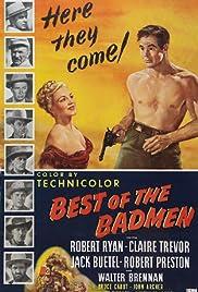 Best of the Badmen Poster