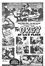 The Orgy at Lil's Place Poster