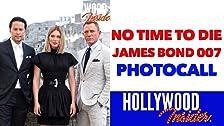 Sesión de fotos: 'No hay tiempo para morir' James Bond 007