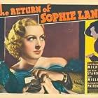 Gertrude Michael in The Return of Sophie Lang (1936)