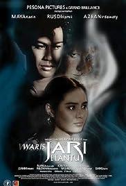 Waris Jari Hantu Poster