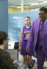 Cedric Yarbrough, Kyla Kenedy, and Micah Fowler in Speechless (2016)