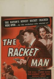 The Racket Man Poster