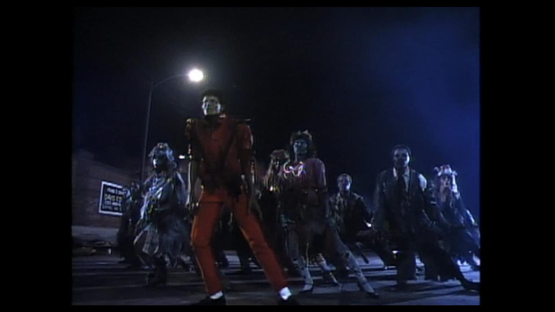 Michael Jackson in Michael Jackson: Thriller (1983)