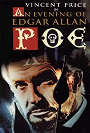 An Evening of Edgar Allan Poe Poster