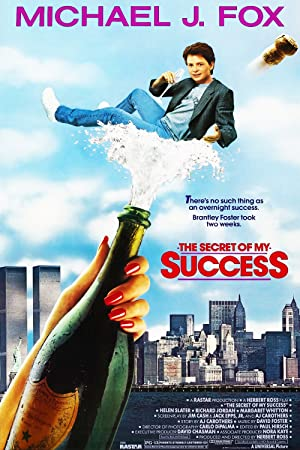 The Secret of My Success Poster Image