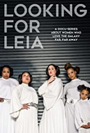 Looking for Leia Poster