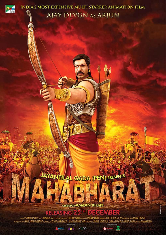 mahabharat full animated movie download in hindi