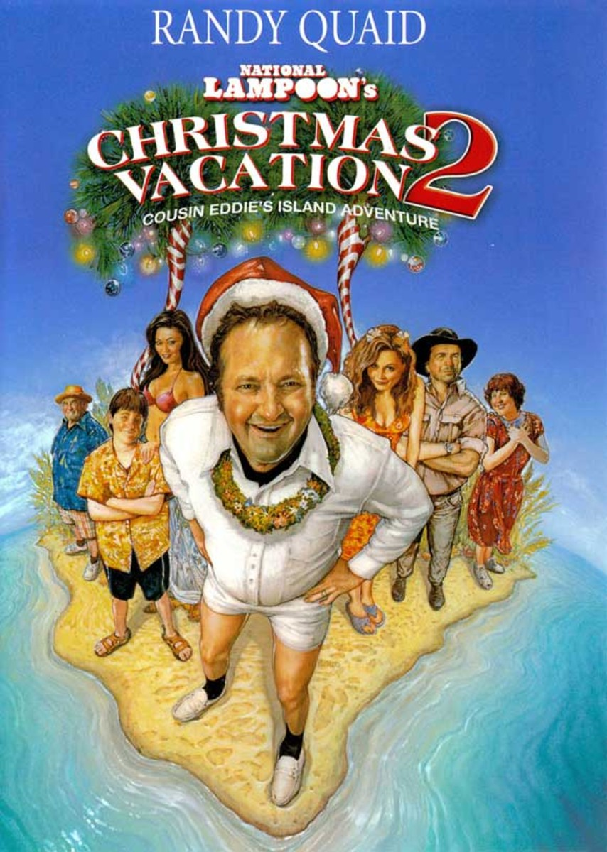 Christmas Vacation 2 Cousin Eddies Island Adventure Tv Movie 2003