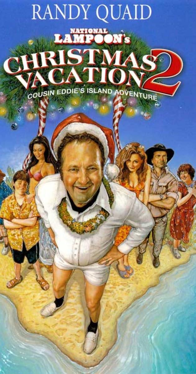 Christmas Vacation Cousin Eddie.Christmas Vacation 2 Cousin Eddie S Island Adventure Tv