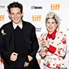 Morgan Kibby and Josh O'Connor at an event for Mothering Sunday (2021)
