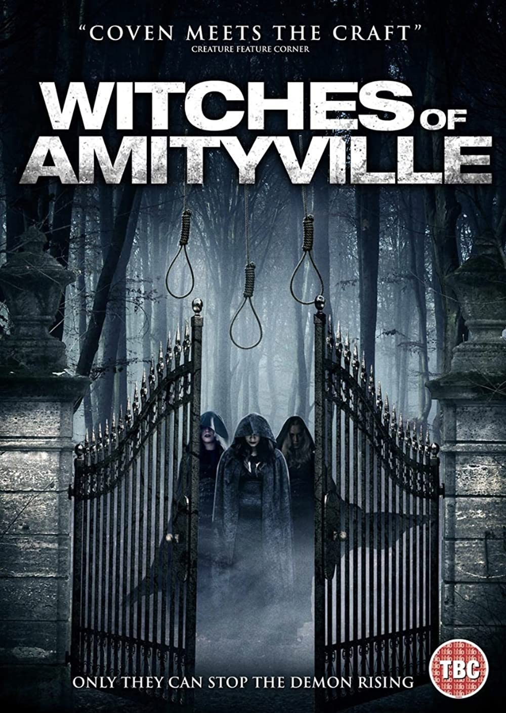 Witches Of Amityville Academy 2020 Hindi ORG Dual Audio 720p HDRip ESubs 950MB Download